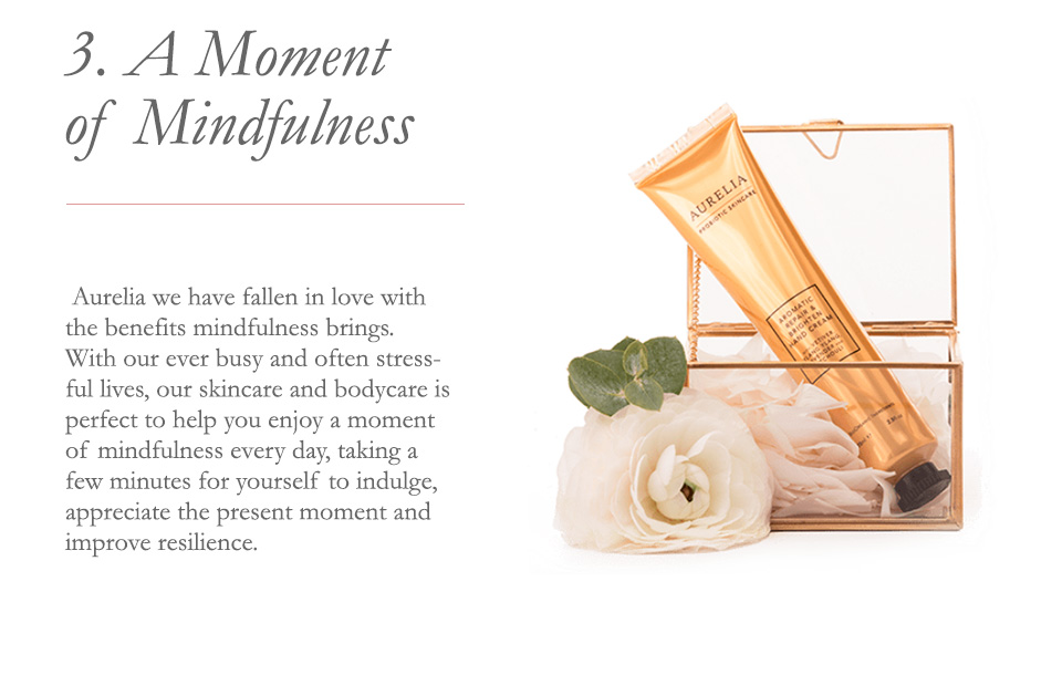 A moment of mindfulness