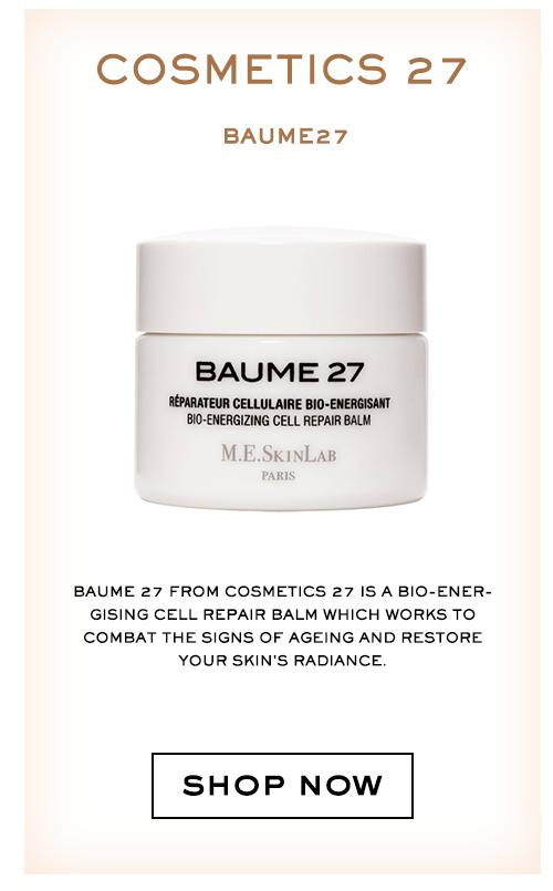 Cosmetics 27 Baume 27
