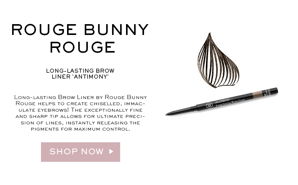 "Rouge Bunny Rouge Long-Lasting Brow Liner ""Antimony"""