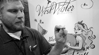Brian Westover, Westwater