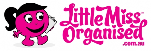 Little Miss Organised logo
