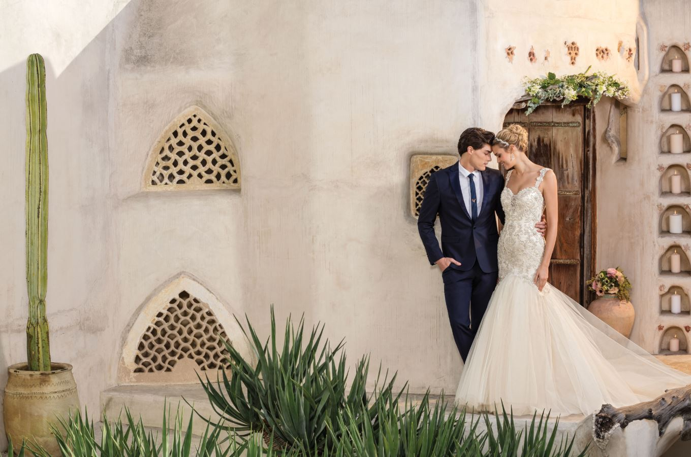 wedding planning - Casablanca bridal