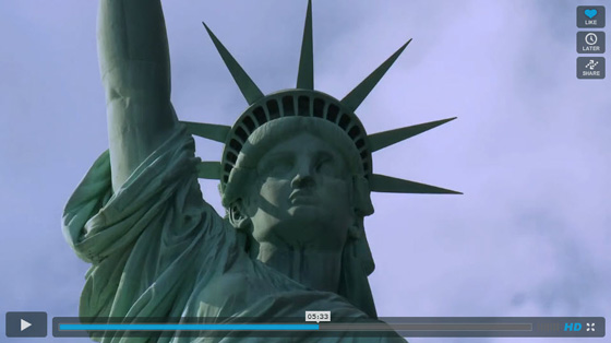 American- A tiime-lapse journey