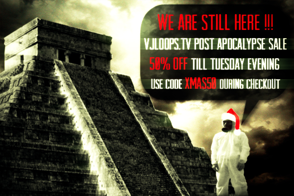 VJ Loops Post Apocalypse Sale