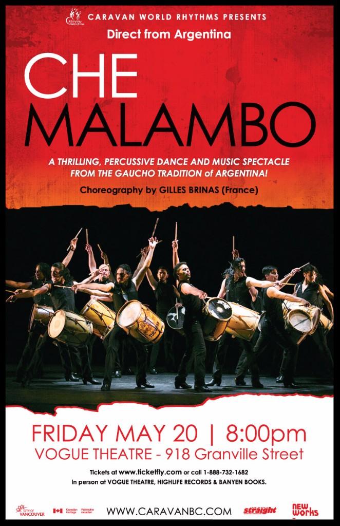 Che Malambo show - Gilles Brinas