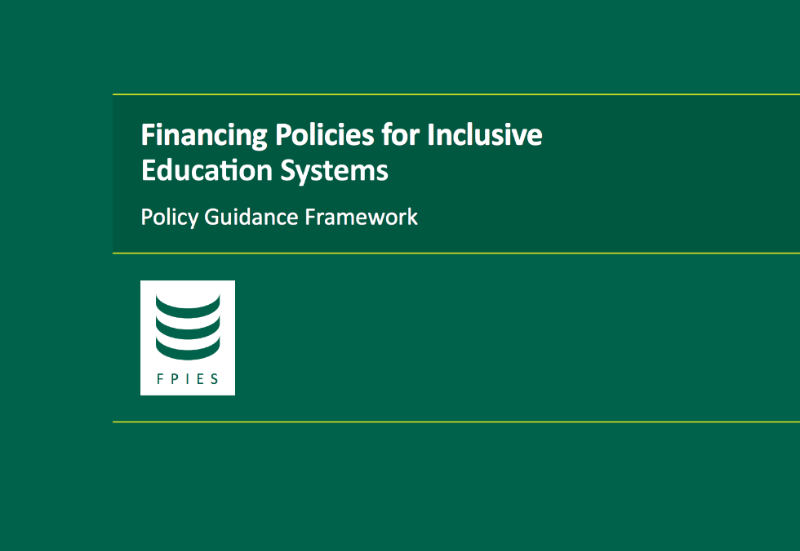 Policy Guidance Framework Cover Image