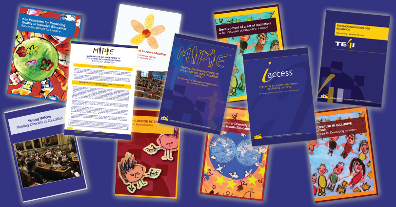 image of Agency publication covers