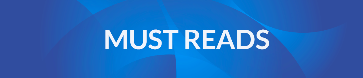 Must Reads Banner