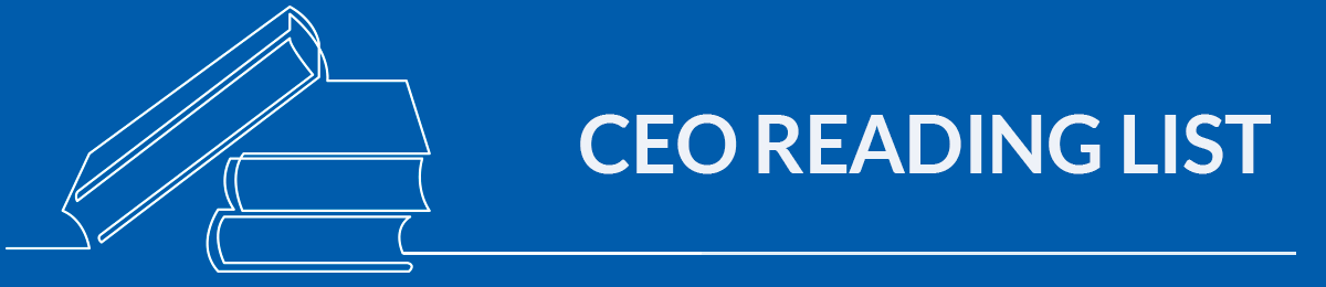 CEO Reading List Banner