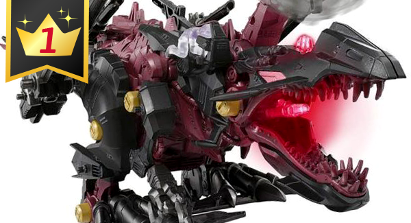 HobbyLink Japan 15 Sci-fi & Action Figures to See This Week