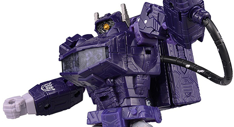 Transformers Action Figure News from HobbyLink Japan