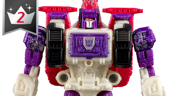 HobbyLink Japan 15 Bestsellers This Week - SG-46 Transformers Siege Apeface