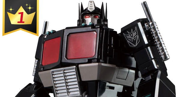 HobbyLink Japan - MP-49 Black Convoy & Other Top Collectibles This Week!