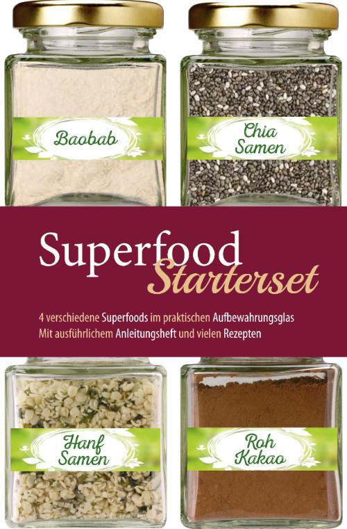 Superfood-Starterset