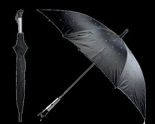 LED Sternenhimmel Regenschirm
