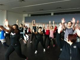 POD Dancers
