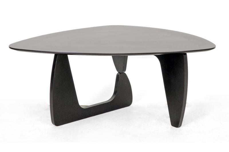 Baxton Studio Hoover Dark Brown Modern Coffee Table