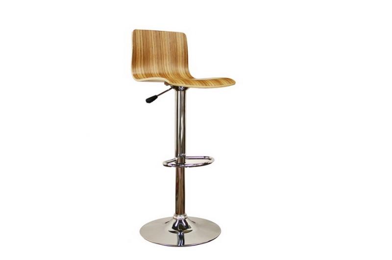 Baxton Studio Lidell Wood Bar Stool ORG $77 SALE $69