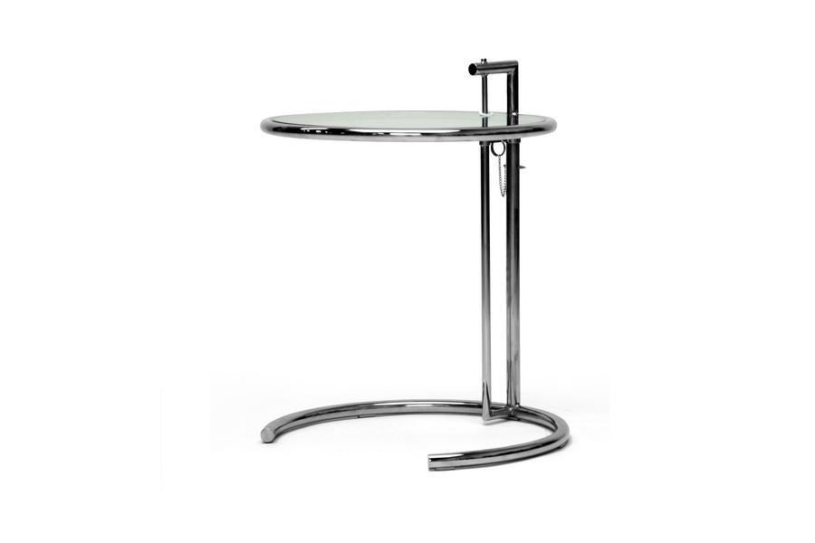Baxton Studio Eileen Gray Style Side Table