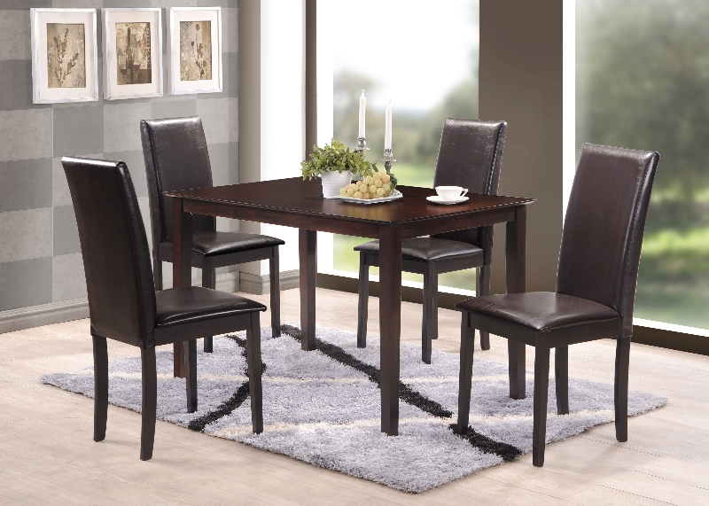 Fallabella 5PC Dining Set ORG $214 SALE PRICE $199 Buy Additional Set of Chairs for Only $59