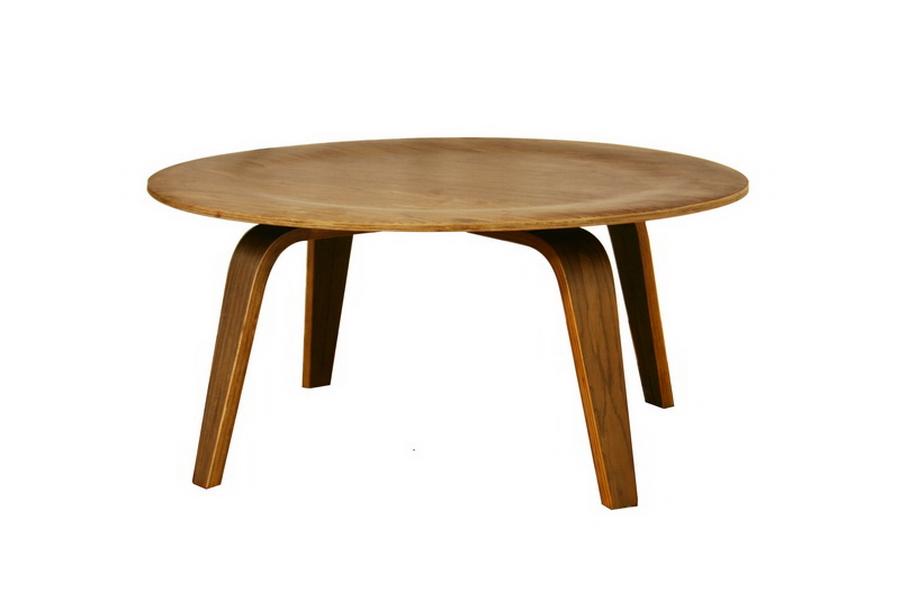 Baxton Studio Harper Mid-Century Modern Coffee Table