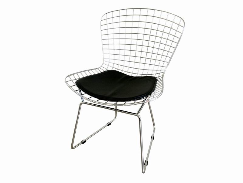 Bertoia Style Wire Side Chair Price $153 20%off 122