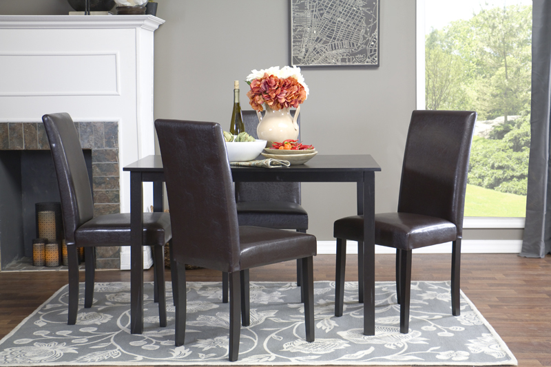 Luna 5PC Dining Set ORG $214 SALE PRICE $199 Buy Additional Set of Chairs for Only $62