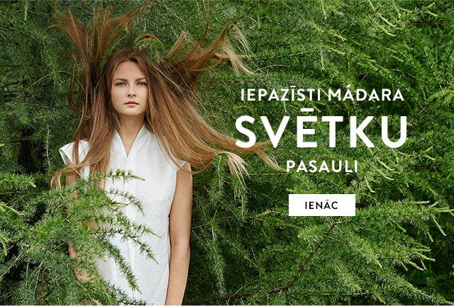 Madara Cosmetics dabīgā ekokosmētika e-veikalā, internetā - atlaides un jaunākie MADARA produkti dāvanām svētkiem