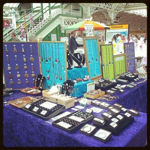 Tynemouth Market Stall
