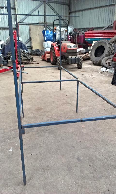 New stall frame!