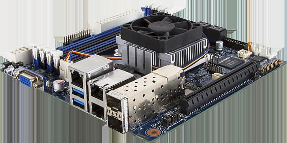 MB10-DS3 Intel Xeon D-1541 Server Motherboard