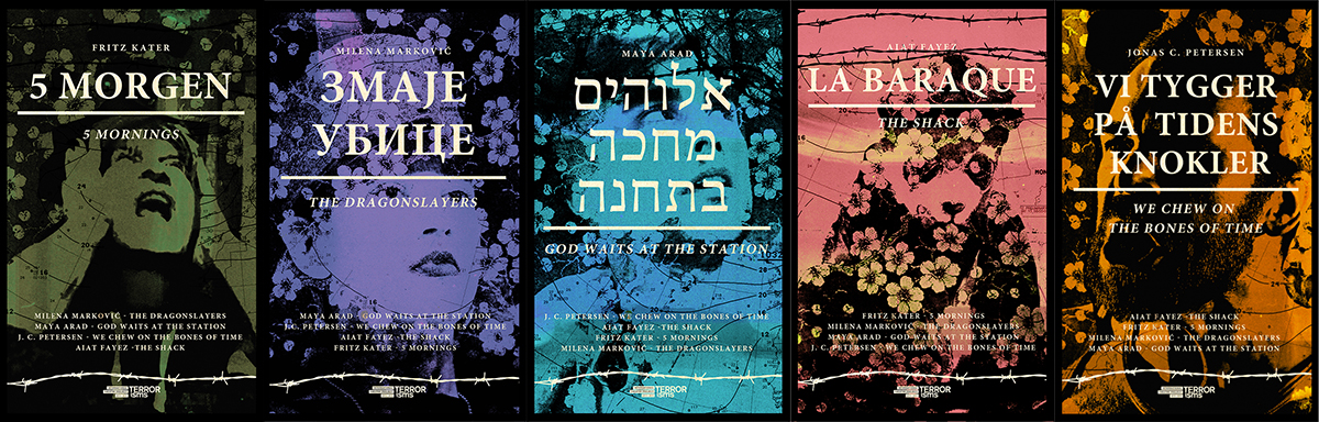 All 5 eBook covers