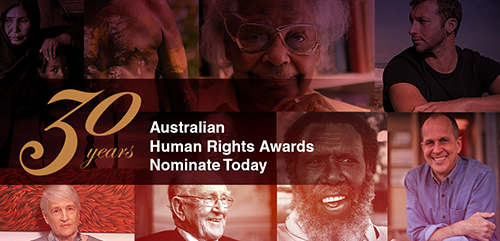 30 Years of the Australian Human Rights Commission