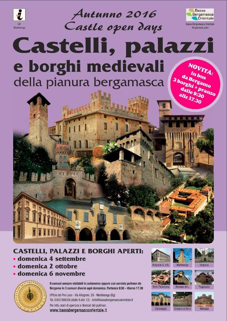 Programma Castello di Pagazzano