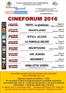 Romano di L.dia, cineforum 2016