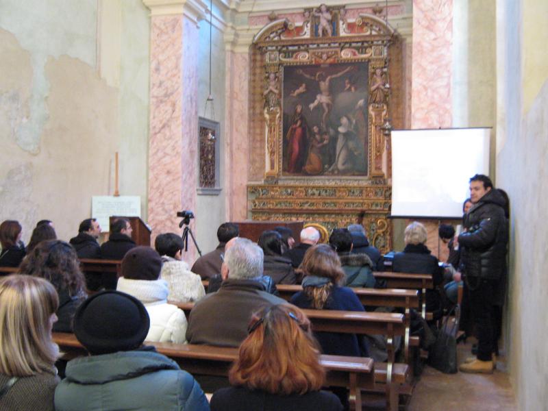 riapertura chiesa della maddalena