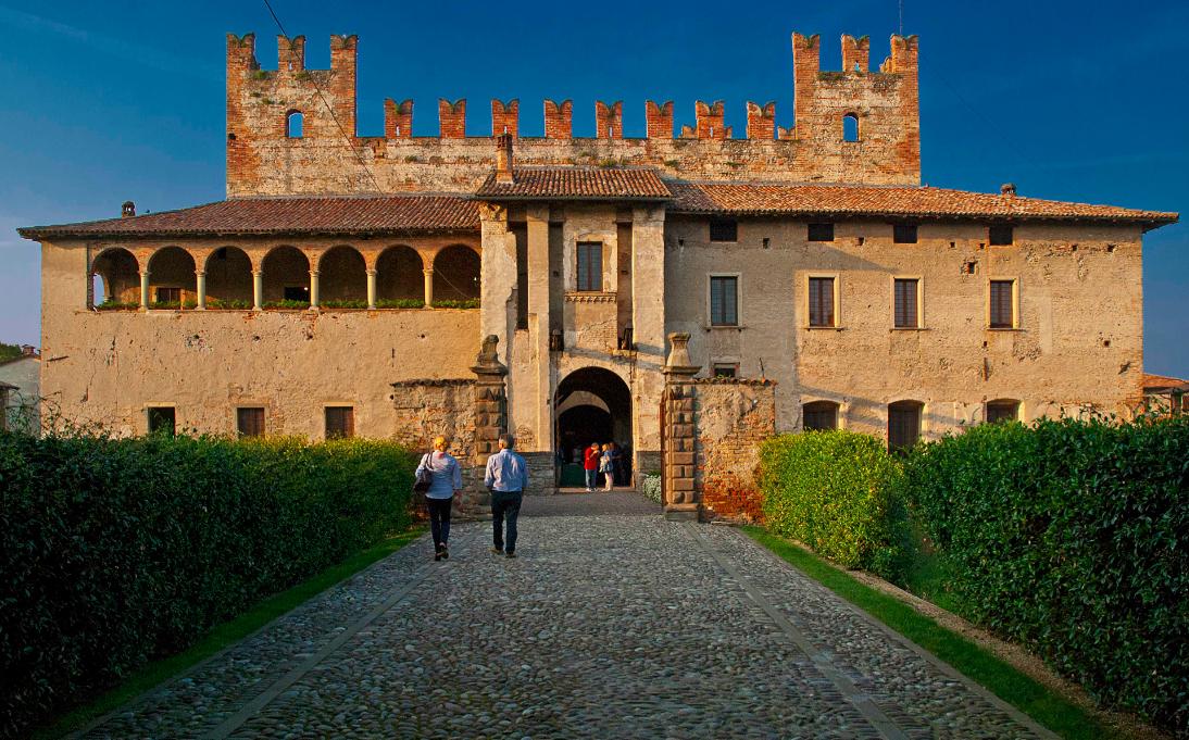 25 aprile al castello