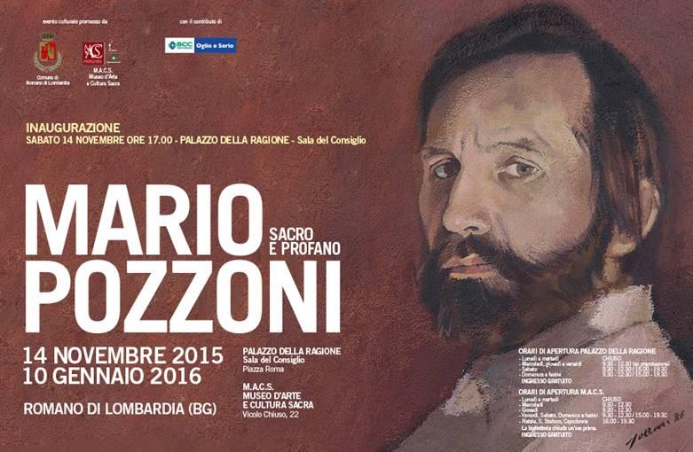 Mostra di Mario Pozzoni
