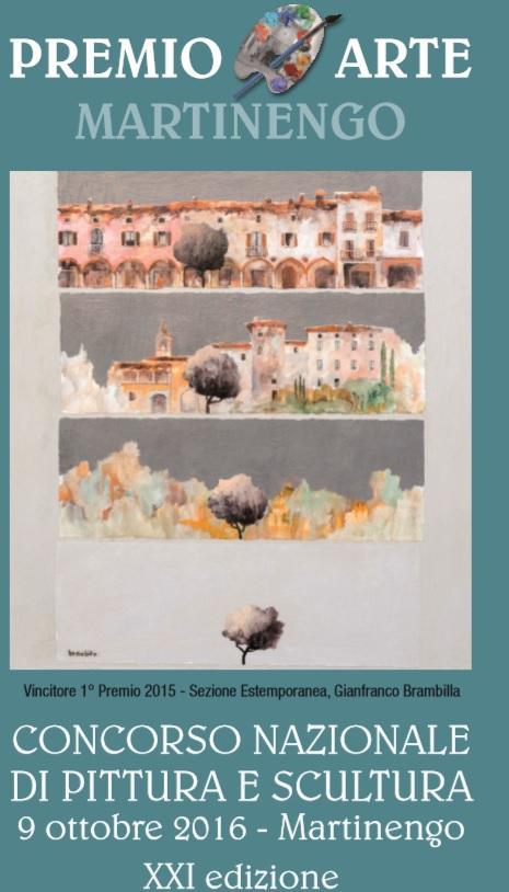 Martinengo, Premio Arte