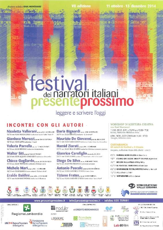 festival dei narratori