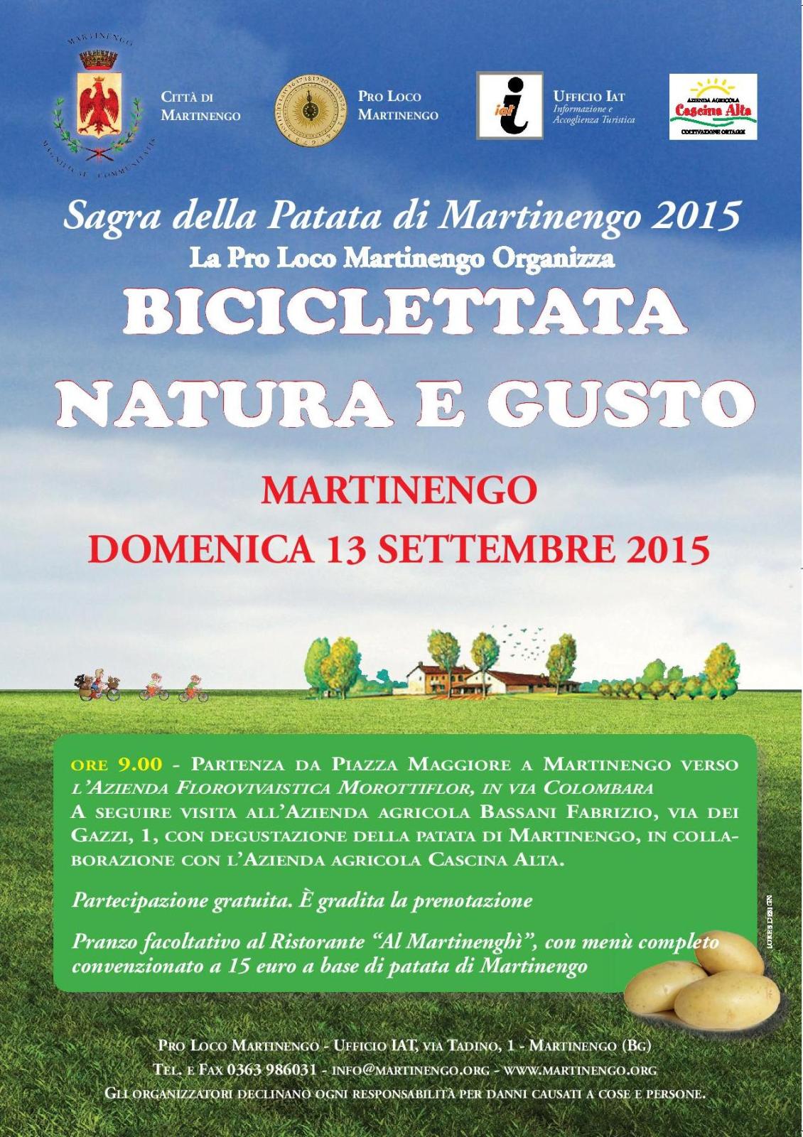 bicicletatta natura e gusto
