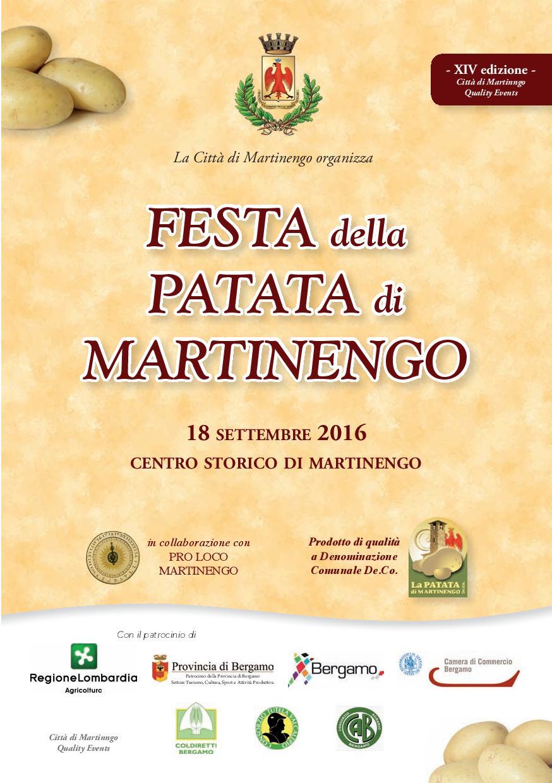 Martinengo, Festa della Patata