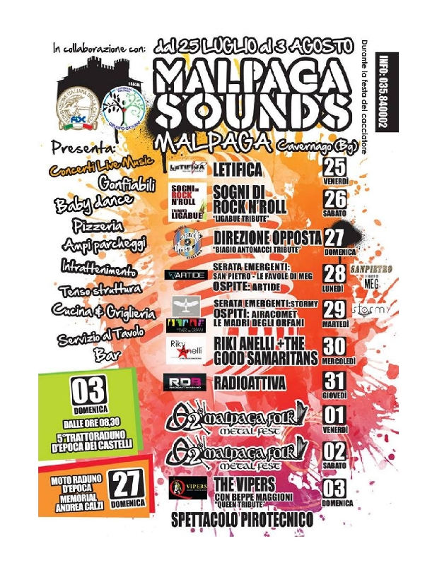 Malpaga Sounds