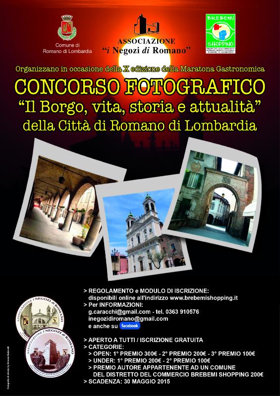 romano concorso fotografico