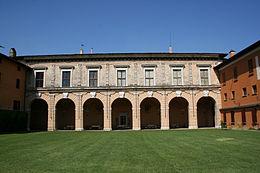 Palazzo Barbò, Torre Pallavicina