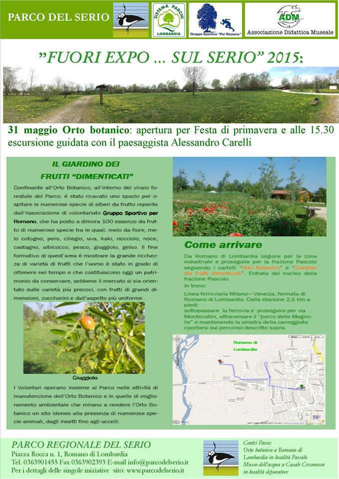 visite orto botanico romano