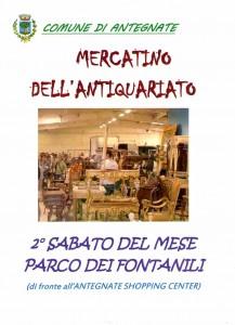 mercato antiquariato