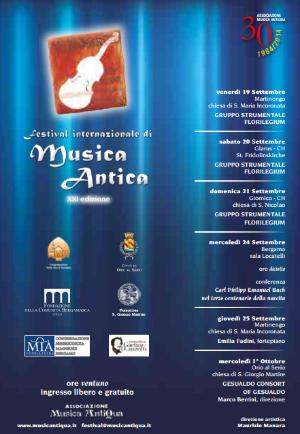 festival di musica antica