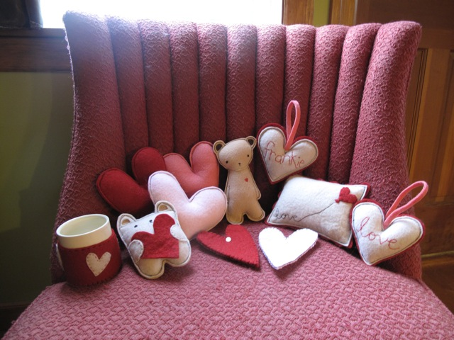 New Valentine Items for 2013, by Kata Golda