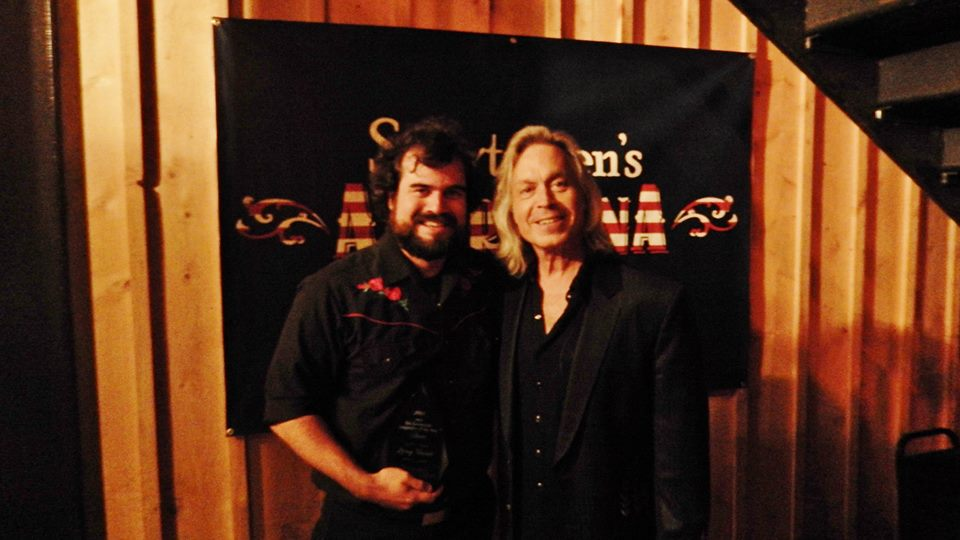 Leroy Townes, SAMF Songwriter Of The Year & Jim Lauderdale